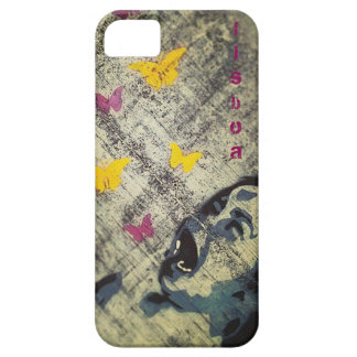 Street graffiti Lisbon Phone Case