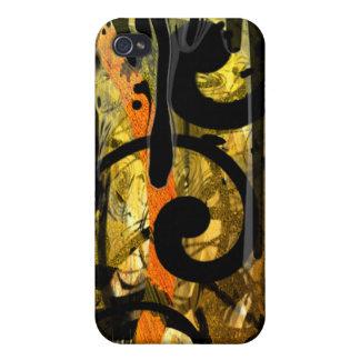 Street Grunge Swirled iPhone 4/4S Covers
