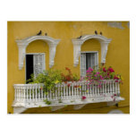 Street in Cartagena Post Cards