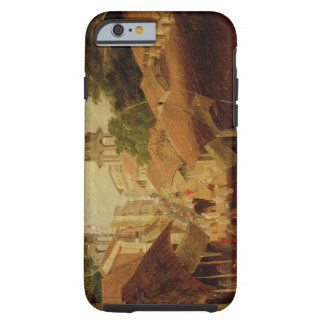 Street in Patna, c.1825 (oil on canvas) Tough iPhone 6 Case