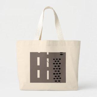 Street Jumbo Tote Bag