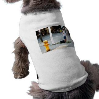 Street Knitter Sleeveless Dog Shirt
