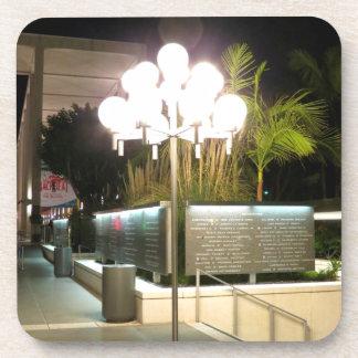Street Lamp Drink Coaster