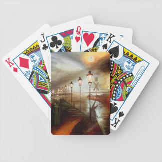 Street Lamp Hallucination Card Decks