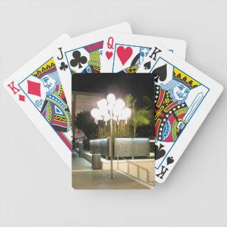 Street Lamp Poker Deck