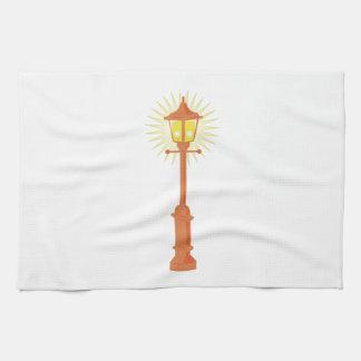 Street Lamp Towel