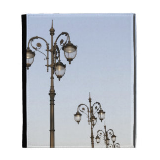 Street Lamps iPad Case