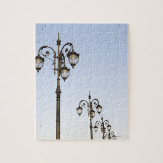 Street Lamps Jigsaw Puzzle