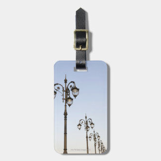 Street Lamps Tag For Luggage