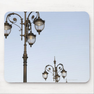 Street Lamps Mouse Pads