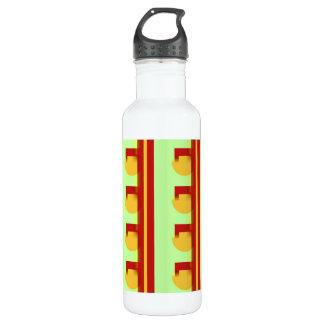 Street Lamps 710 Ml Water Bottle