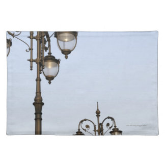 Street Lamps Placemat