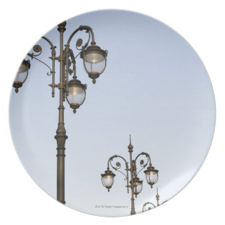 Street Lamps Plate