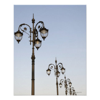 Street Lamps Posters