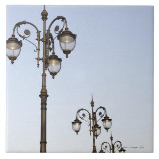 Street Lamps Tile