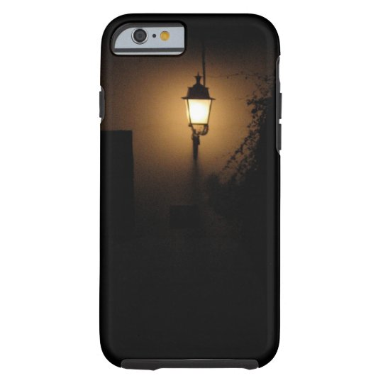 Street Lantern Night Lamp Photo iPhone / iPad
