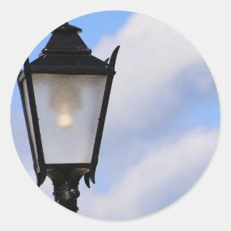 Street Lantern sticker