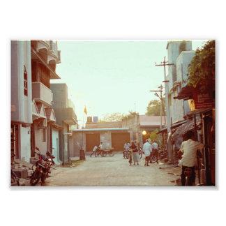 Street Life 5 Photo Print