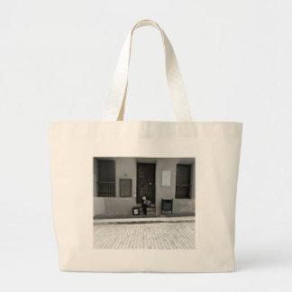 Street Music Canvas Bags