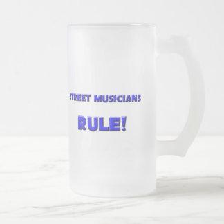 Street Musicians Rule Mug