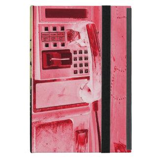Street payphone urban theme cover for iPad mini
