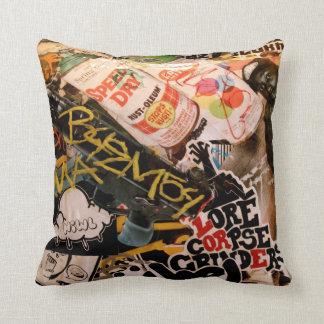 Street Pillow