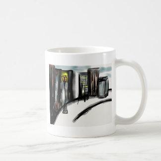 Street Pole Products Coffee Mugs