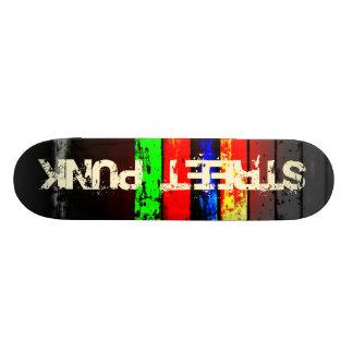 Street Punk Skateboard