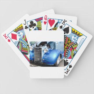 street rod Zaz jpg Playing Cards
