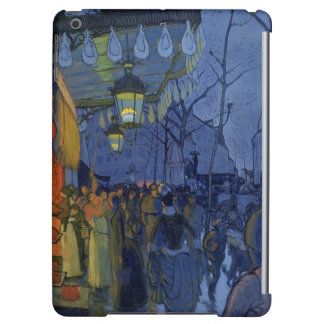 Street Scene, at Five in the Afternoon, 1887 Cover For iPad Air