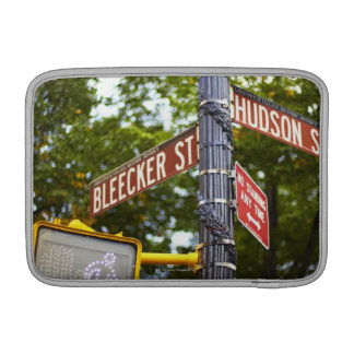 Street Signs 2 Sleeve For MacBook Air