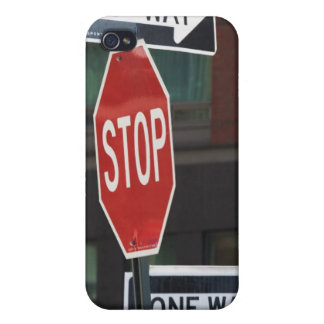 Street Signs iPhone 4 Case