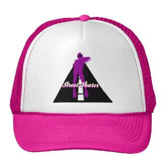 STREET SKATER CAP MESH HATS