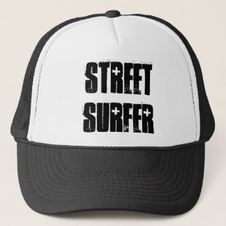 STREET SURFER TRUCKER HAT