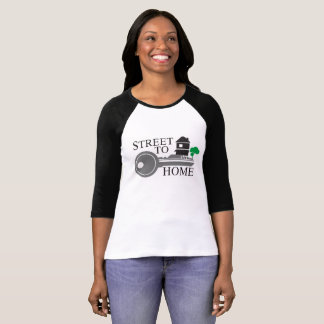 Street to Home Movement Raglan Ladies Shirt