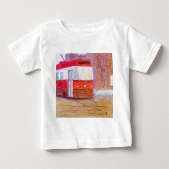 Streetcar, Infant's T-Shirt/Shirt Baby T-Shirt