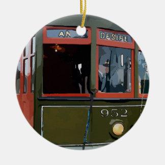Streetcar Named Desire Christmas Ornament