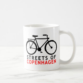Streets of Copenhagen Coffee Mug