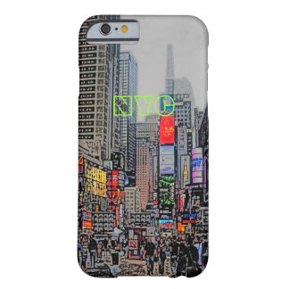 Streets of Manhattan case for iPhone 6 Barely There iPhone 6 Case