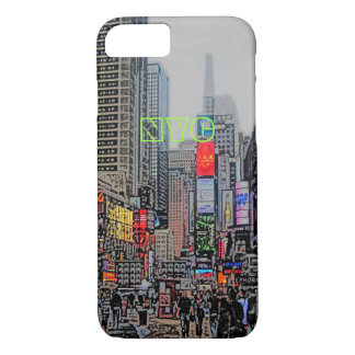 Streets of Manhattan case for iPhone 7