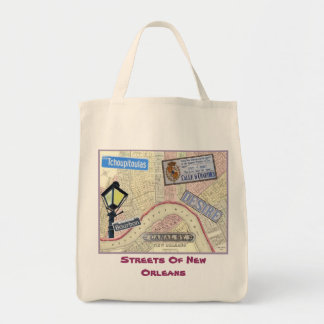 Streets Of New Orleans bag