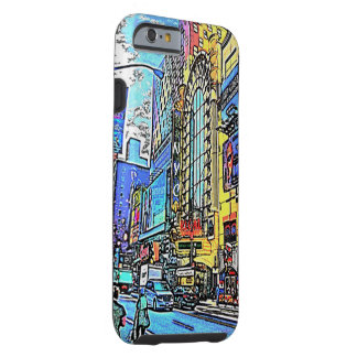 Streets of New York City iPhone 6 case