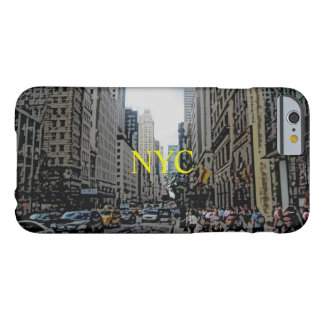 Streets of New York City iPhone 6 case Barely There iPhone 6 Case