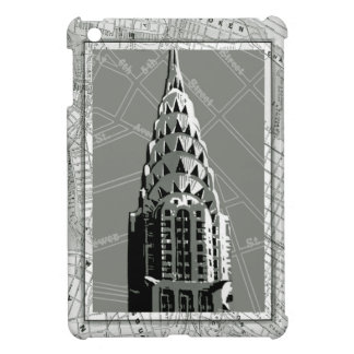 Streets of New York with Empire State Building Cover For The iPad Mini