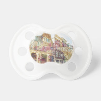 Streets of Old Amsterdam Baby Pacifiers