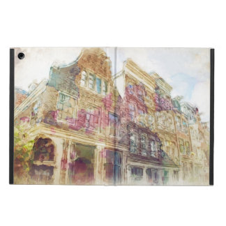 Streets of Old Amsterdam Case For iPad Air