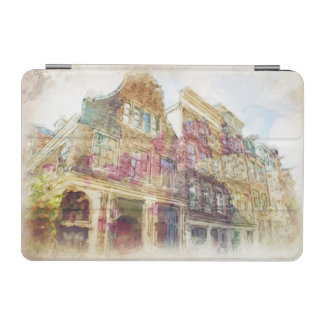 Streets of Old Amsterdam iPad Mini Cover