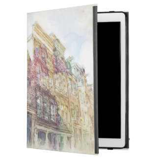 "Streets of Old Amsterdam iPad Pro 12.9"" Case"