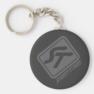 StreetTuned™ Logo Keychain