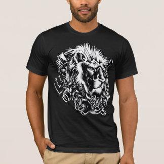 Streetwear Lion T-Shirt
